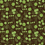 Seamless Pattern Designs Mega Bundle - Flower Pattern 18