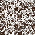 Seamless Pattern Designs Mega Bundle - Flower Pattern 21