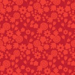 Seamless Pattern Designs Mega Bundle - Flower Pattern 23