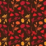 Seamless Pattern Designs Mega Bundle - Flower Pattern 26