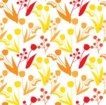 Seamless Pattern Designs Mega Bundle - Flower Pattern 28