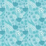Seamless Pattern Designs Mega Bundle - Flower Pattern 29