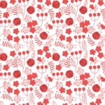 Seamless Pattern Designs Mega Bundle - Flower Pattern 30