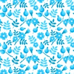 Seamless Pattern Designs Mega Bundle - Flower Pattern 31