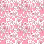 Seamless Pattern Designs Mega Bundle - Flower Pattern 33