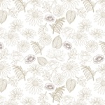 Seamless Pattern Designs Mega Bundle - Flower Pattern 36