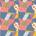Seamless Pattern Designs Mega Bundle - Decorative Pattern 33