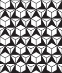 Seamless Pattern Designs Mega Bundle - Geometric Pattern 6