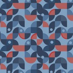 Seamless Pattern Designs Mega Bundle - Decorative Pattern 119