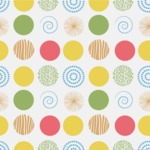 Seamless Pattern Designs Mega Bundle - Decorative Pattern 140