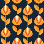 Seamless Pattern Designs Mega Bundle - Decorative Pattern 156