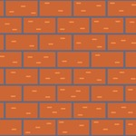 Seamless Pattern Designs Mega Bundle - Brick Pattern 3
