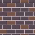 Seamless Pattern Designs Mega Bundle - Brick Pattern 9