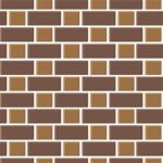 Seamless Pattern Designs Mega Bundle - Brick Pattern 11