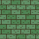 Seamless Pattern Designs Mega Bundle - Brick Pattern 15