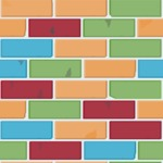 Seamless Pattern Designs Mega Bundle - Brick Pattern 20