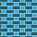 Seamless Pattern Designs Mega Bundle - Brick Pattern 23