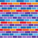 Seamless Pattern Designs Mega Bundle - Brick Pattern 26