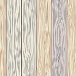 Seamless Pattern Designs Mega Bundle - Wood Pattern 4