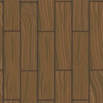 Seamless Pattern Designs Mega Bundle - Wood Pattern 7