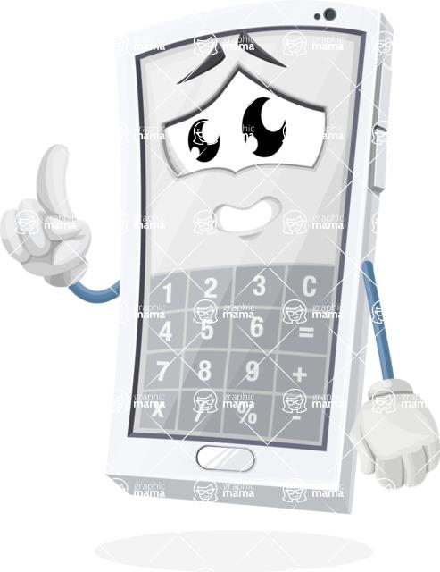 Ringo The Phone - Calculator