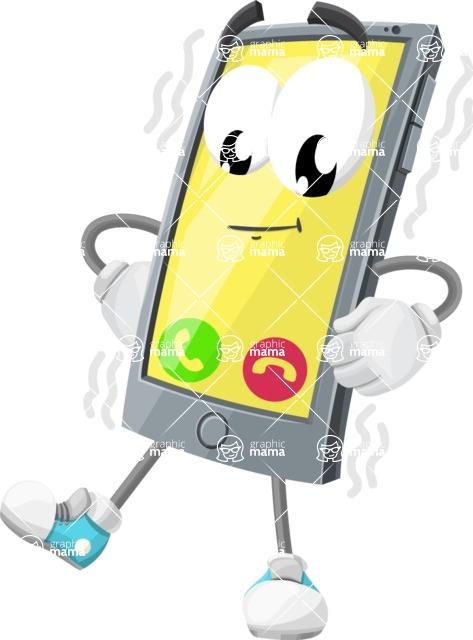 Smarty Callen - Ringing Phone 2