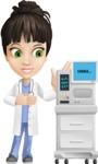 Dr. Fran First-Aid - Machine