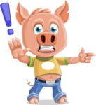 Paul the Little Piglet - DirectAttention 2