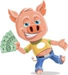 Paul the Little Piglet - Show me the Money