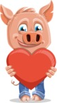 Paul the Little Piglet - Love