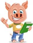 Paul the Little Piglet - Book 3