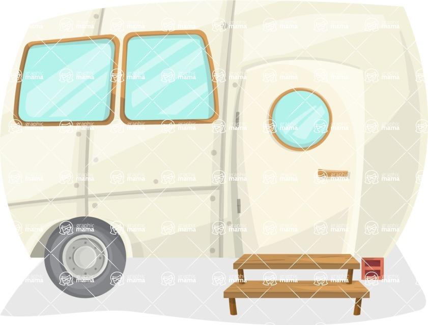 Pin Up Vectors - Mega Bundle - Vintage Caravan
