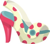 Pin Up: Glamour and Style - Pump Sandals
