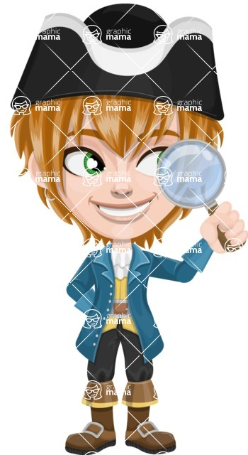 Pirate Boy Cartoon Vector Character AKA Willy - Search