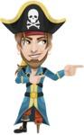 Captain Austin Peg-Leg - Point 2