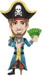 Captain Austin Peg-Leg - Show me the Money