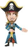 Captain Austin Peg-Leg - Show