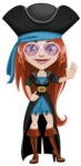 Brianna the Fearless - Sunglasses 2