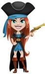 Brianna the Fearless - Gun 1