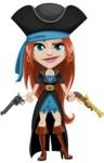 Brianna the Fearless - Gun 2