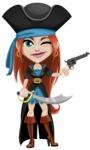 Brianna the Fearless - Sword and Gun