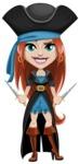 Brianna the Fearless - Daggers