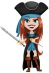 Brianna the Fearless - Sword and Dagger