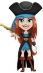 Brianna the Fearless - Gun and Hook