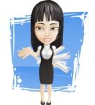 Liz the Biz Lady - Shape 11