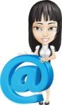 Liz the Biz Lady - Email