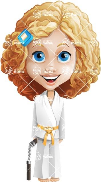 Ella Sugarsweet - Karate