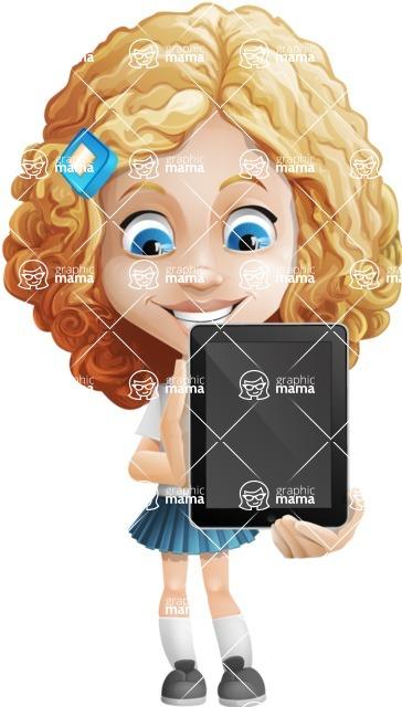 Ella Sugarsweet - iPad 1