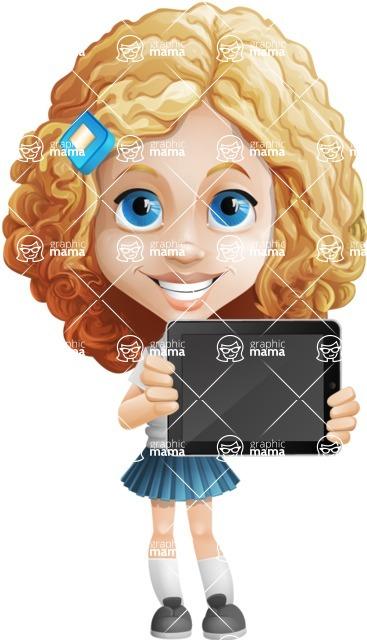 Ella Sugarsweet - iPad 2
