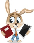 Bernie the Business Bunny - Book and iPad